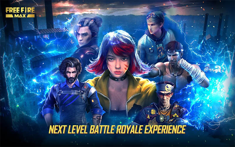 Garena-Free-Fire-MAX-Next-Level-Battle-Royale-Experience